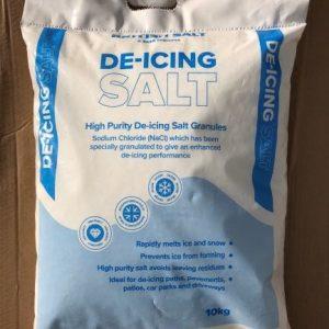 10kg White De-icing Salt
